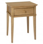 Luke Oak Bedside Table