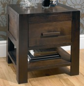 Lyon Walnut Nightstand