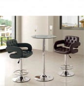 Russi Gas Lift Bar Stool