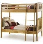 Eleanor Hevea Oak Bunk Bed