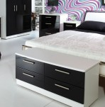 Rook Mix 'n' Match 4 Drawer Bed Box Chest