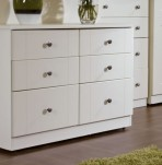 Eden 6 Drawer Midi Chest