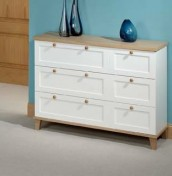 Melrose 3 Drawer Chest