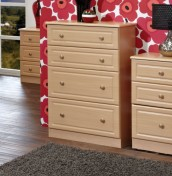Snowdon 4 Drawer Deep Chest