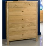 Atlantis Natural 4+2 Drawer Chest
