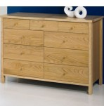 Atlantis Natural 6+3 Drawer Chest