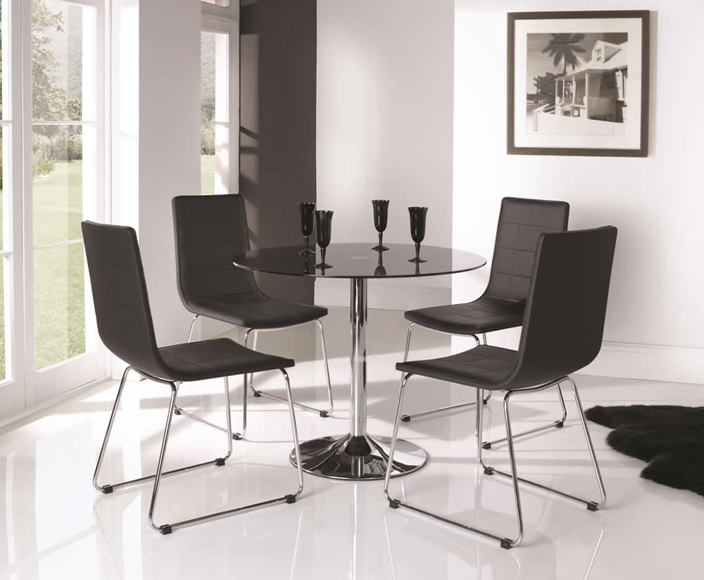 Table Option Round Kitchen Table 2 Chairs Round Kitchen Table