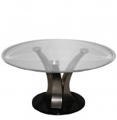 Reggio Glass Coffee Table