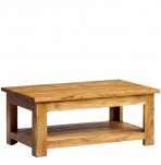 Surat Acacia Wooden Coffee Table