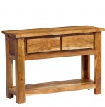 Surat Acacia Wooden Console Table