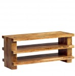 Surat Acacia Wooden Open TV Unit