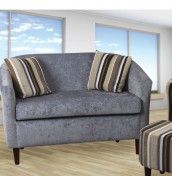 Almeria Contemporary Tub Sofa
