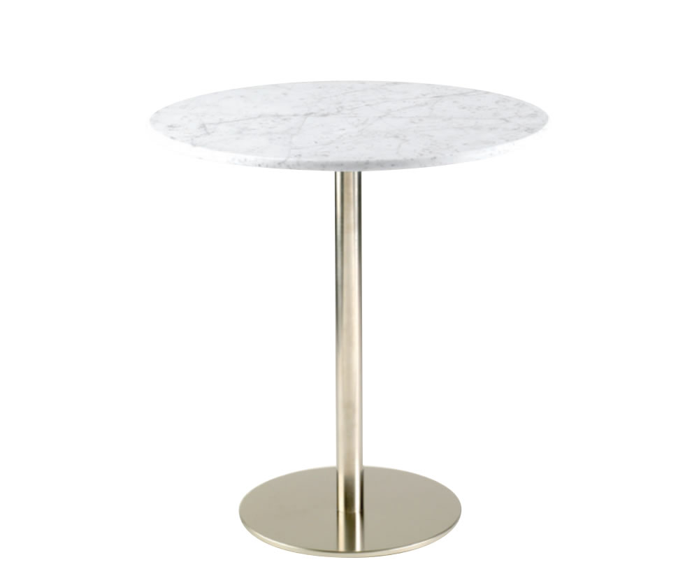 cordova round marble bar table. Black Bedroom Furniture Sets. Home Design Ideas
