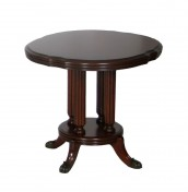 Seaton Wooden Lamp Table