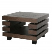 Cancun Wooden Lamp Table