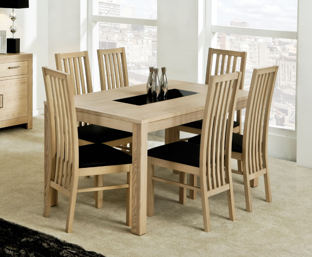 Mexico Ash Small Dining Table And Chairs