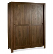 Lyon Walnut Sliding Wardrobe
