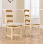 Harbour Oak Dining Chair