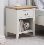 Hampstead Two-Tone Nightstand