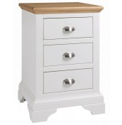 Hampstead Two-Tone Bedside Chest