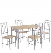 Charlie Breakfast Table and Chairs