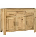 Lyon Oak Small Sideboard