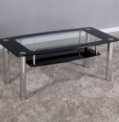 Tomasi Glass Coffee Table