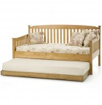 Eleanor Hevea Oak Day Bed