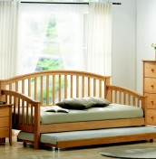J Maple Day Bed