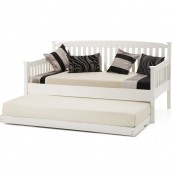 Eleanor Hevea White Day Bed