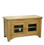 Picardie Oak 2 Door TV Unit