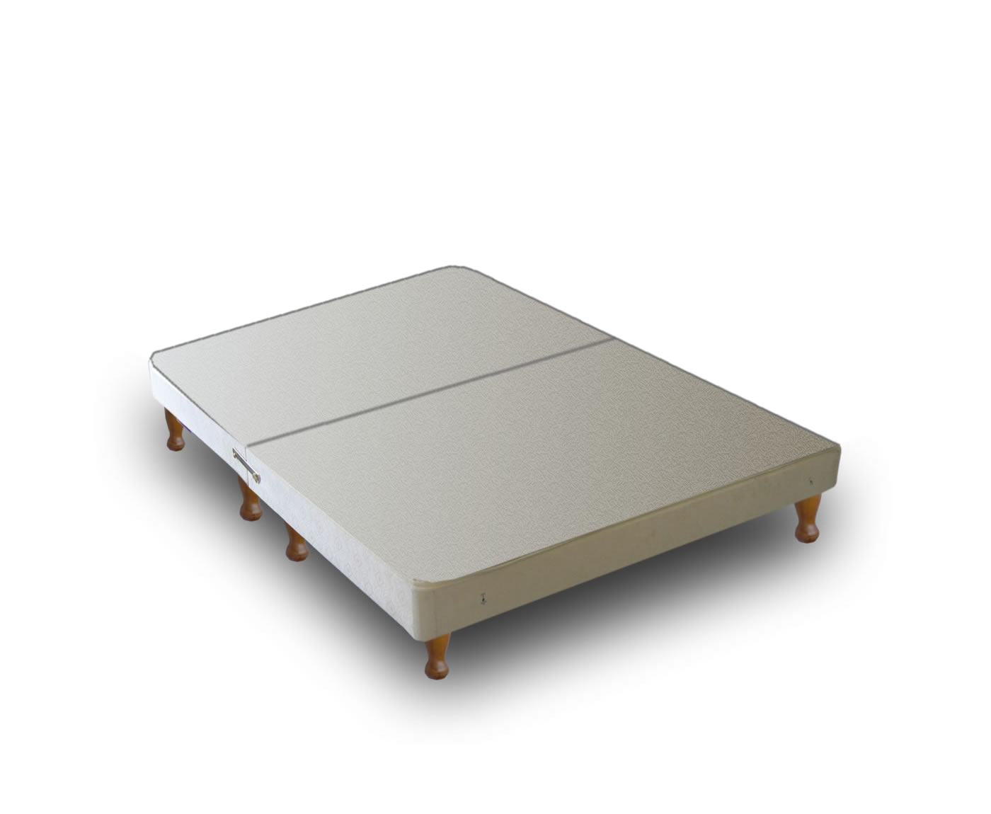 Warwick divan base only on legs for Divan mattress base