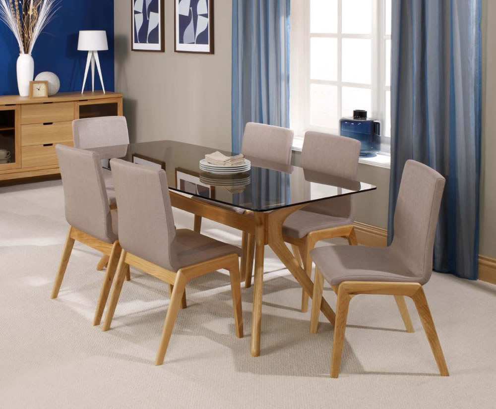 Dining Table Glass Chairs Dining Tables