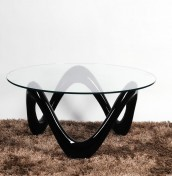 Riley Glass Coffee Table