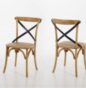 Millican Rustic Birch Dining Chairs