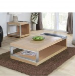 Saluzzo Oak Coffee Table