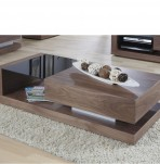 Melezet Walnut Coffee Table