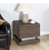 Melezet Walnut Lamp Table