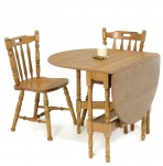 Amherst Oval Gateleg Table and Chairs