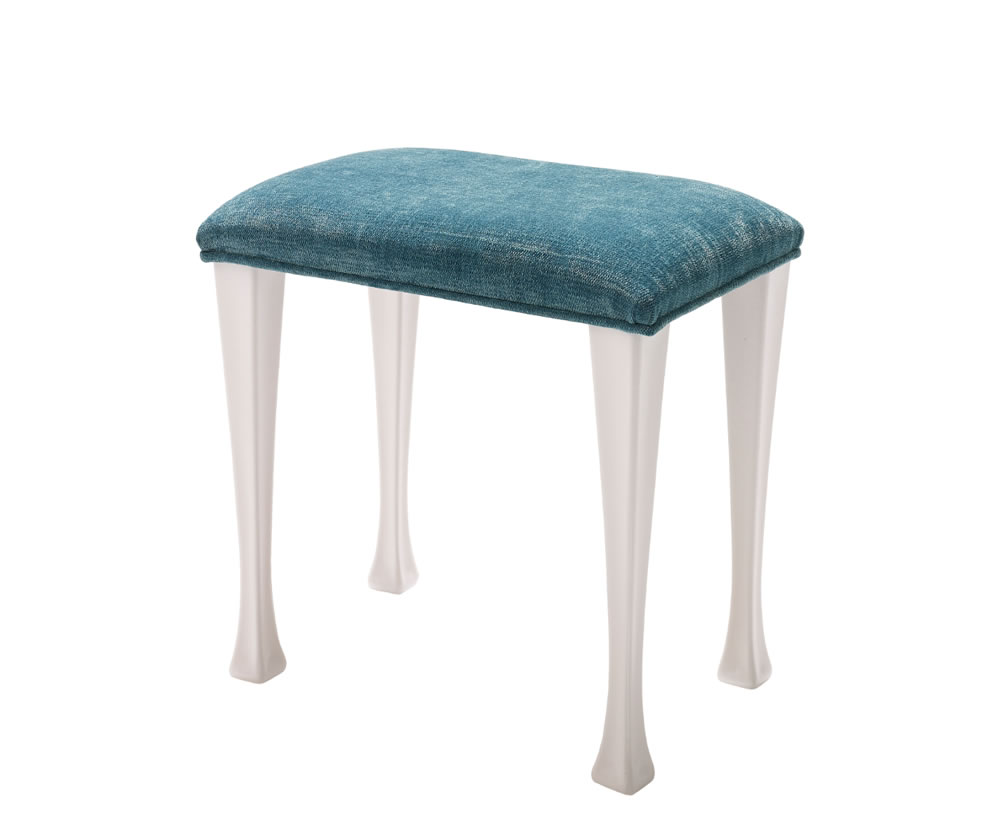 Kingsley Upholstered Bedroom Stool Fabric Options Uk
