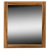 Camrose Wooden Wall Mirror