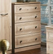 Henlow 4 Drawer Deep Chest