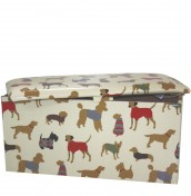 Puppy Wipe Clean Toy Box