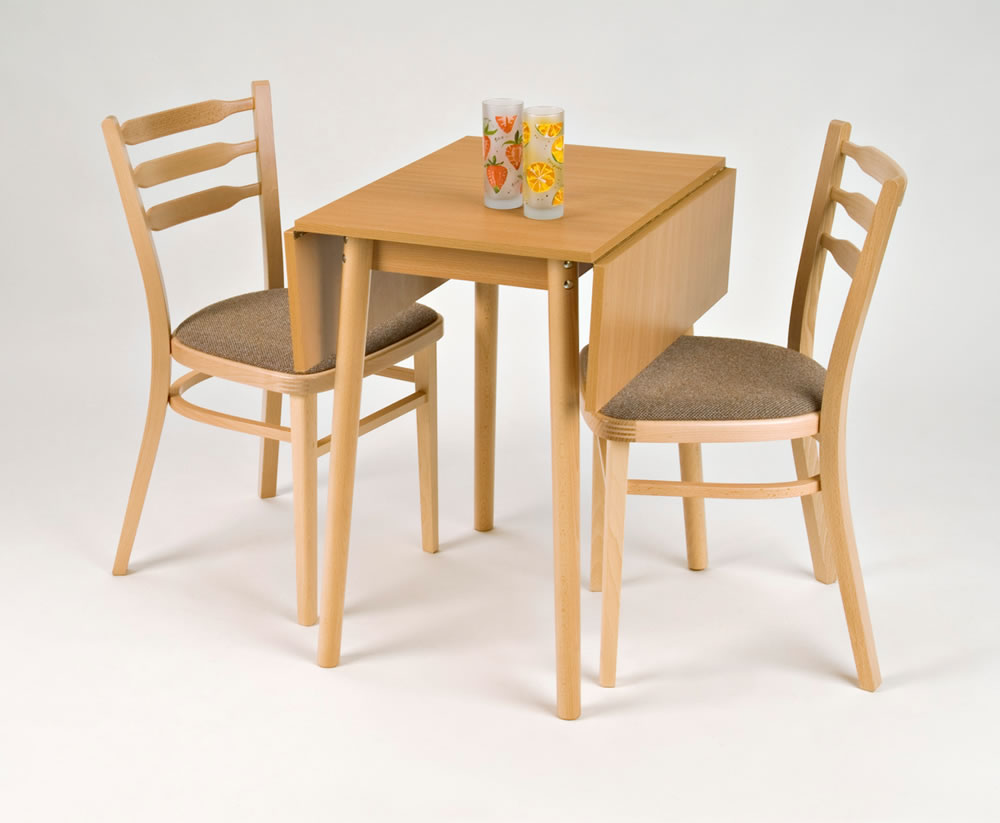 information table option drop leaf table 2 chairs drop leaf table