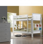Haven White Bunk Bed
