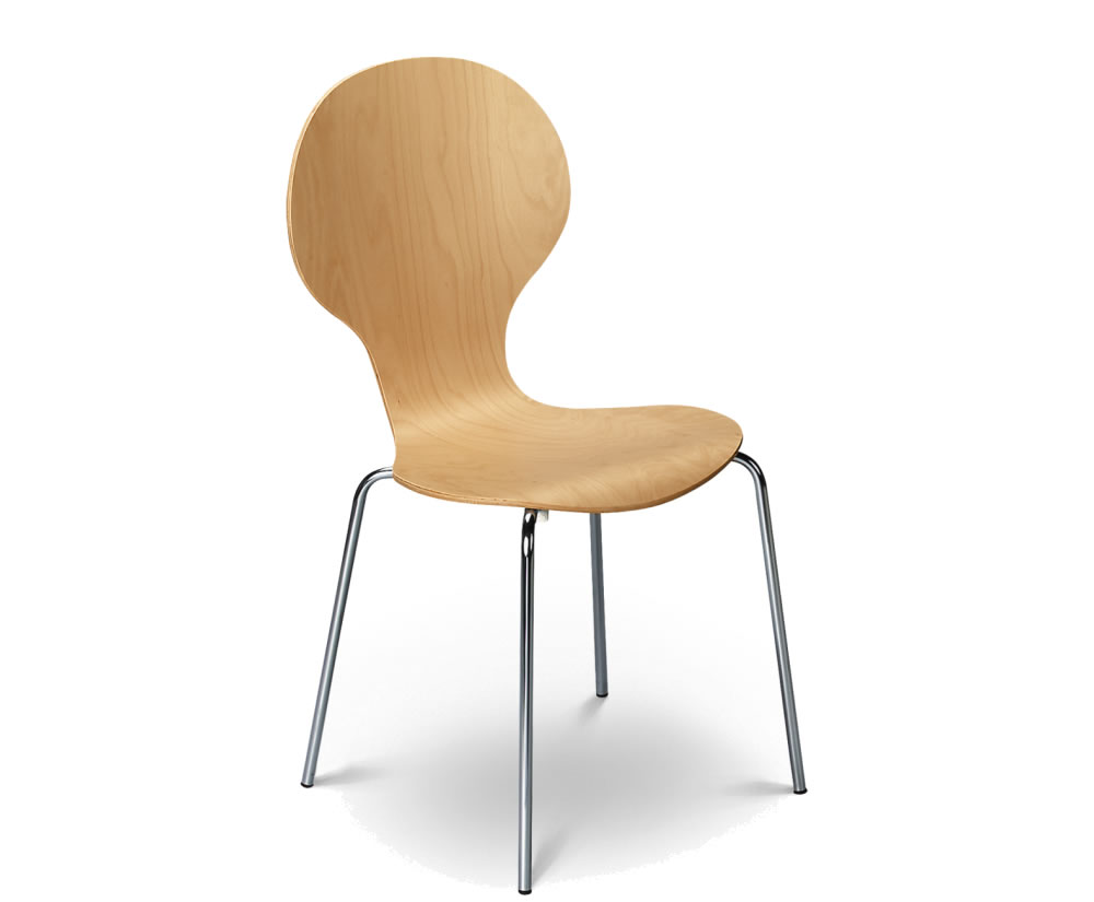 Keeler Maple Dining Chair UK Delivery