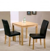 Sleaford Oak Kitchen Table and Chairs