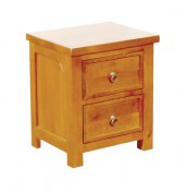 Hudson Oak Bedside Chest