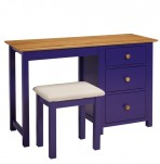 Whitby Coloured Dressing Table
