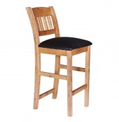 Castelli Oak Bar Stool